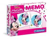 Jogo Memória Minnie Helpers