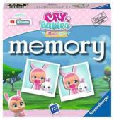 Jogo Memória My First Cry Babies