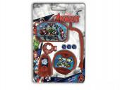 Jogo Mini Basquetebol Avengers