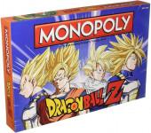 Jogo Monopólio Dragon Ball Z