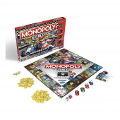 Jogo Monopolio Gamer Mario Kart