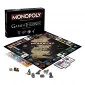Jogo Monopólio Guerra dos Tronos