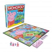 Jogo Monopolio Junior Porquinha Peppa