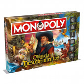 Jogo Monopolio Odisseia dos Descobrimentos