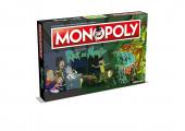 Jogo Monopólio Rick and Morty
