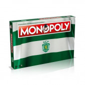 Jogo Monopólio Sporting Clube de Portugal