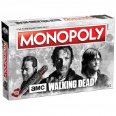 Jogo Monopolio Walking Dead