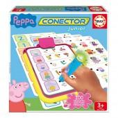 Jogo Peppa Conector Junior Educa