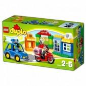 Jogo Policia LEGO Duplo
