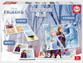 Jogo Superpack 4 em 1 Frozen 2