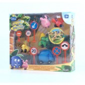 Jungle Junction pack 5 figuras