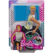 Ken Fashionistas Nº167 Cadeira de Rodas
