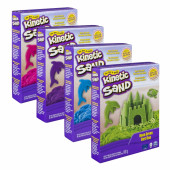 Kinetic Sand Pack Neon Deluxe Areia Mágica 680gr