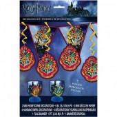Kit  7 decorações Festa Harry Potter
