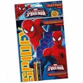 Kit actividades Spiderman Marvel