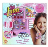 Kit Cria e decora pulseira Sou Luna - Deco Frenzy