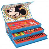 Kit de Colorir Mickey 52 peças