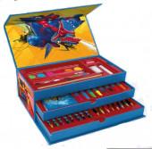 Kit de Colorir Spiderman 52 peças