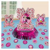 Kit Decoração Mesa Minnie Mouse