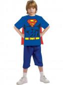 Kit Disfarce Carnaval do Superman