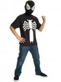 Kit disfarce Spiderman negro