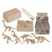 Kit Escavação Dinossauros