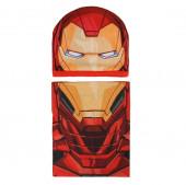 Kit Inverno Iron Man Avengers 2pç