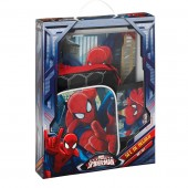 Kit papelaria Ultimate Spider-Man Marvel