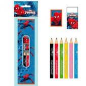 Kit Papeleria Marvel Spiderman