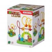 Labirinto Animais e formas geométricas -  Play & Learn