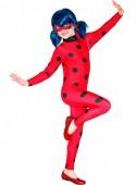 LadyBug Fato Carnaval