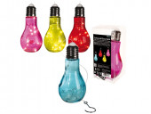 Lampada led cor decorativa