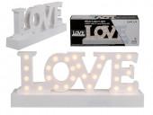 Lâmpada LED Love