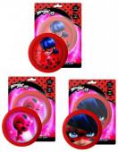 Lâmpada led pulsador de Lady Bug - Sortido