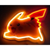 Lâmpada Neon Pikachu Pokémon