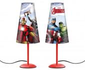 Lâmpada redonda 38cm Avengers sortido