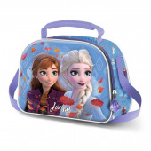 Lancheira 3D Frozen 2 Believe in the Journey