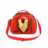 Lancheira 3D Iron Man Armour