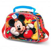 Lancheira 3D Mickey Crayons