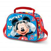 Lancheira 3D Mickey Music