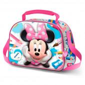 Lancheira 3D Minnie School