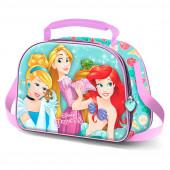 Lancheira 3D Princesas Disney Beautiful