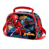 Lancheira 3D Spiderman - Smash