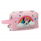 Lancheira/Bolsa Térmica Minnie Rainbow