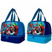 Lancheira escolar Avengers Marvel Team sortida