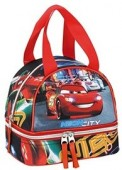 Lancheira escolar Disney Cars Neon City