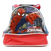 Lancheira escolar Spiderman