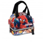 Lancheira escolar Ultimate Spiderman Marvel 2015