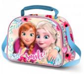 Lancheira Frozen Smile 3D