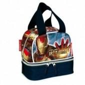 Lancheira Homem de Ferro Marvel